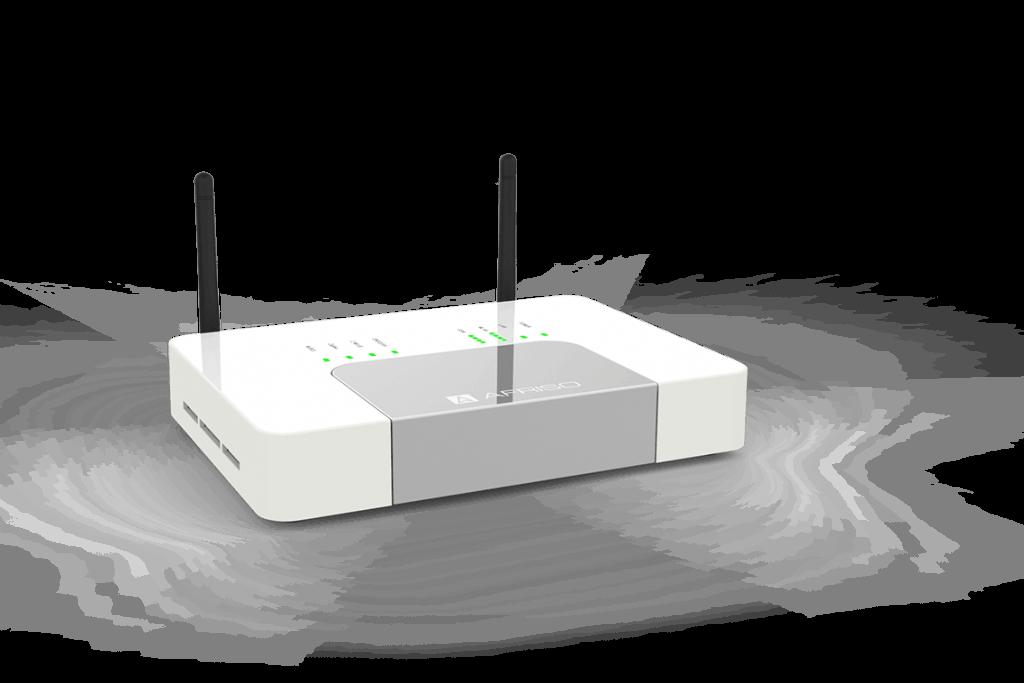 smart home system von afriso f r raumklima sicherheit und komfort. Black Bedroom Furniture Sets. Home Design Ideas