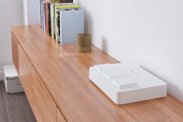 Das Gateway HG01 Smart Home System im Einsatz