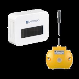 AFRISO Produkt Watersensor Wassersensor BWS front mit Sonde