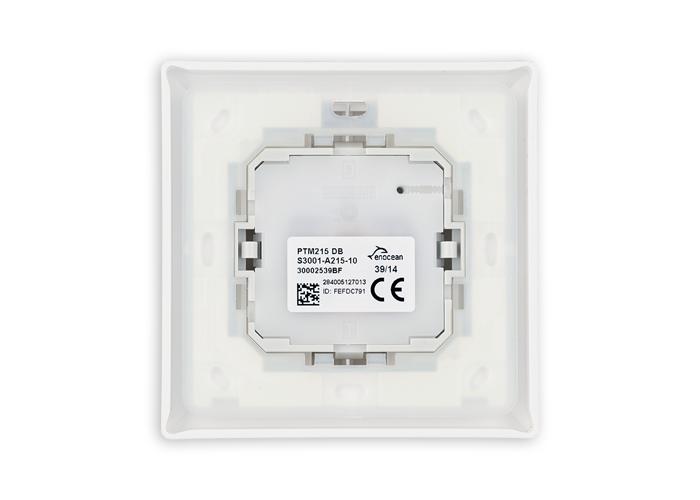 AFRISO Smart Home Produkt Funk Flächentaster Taster Schalter Lichtschalter hinten