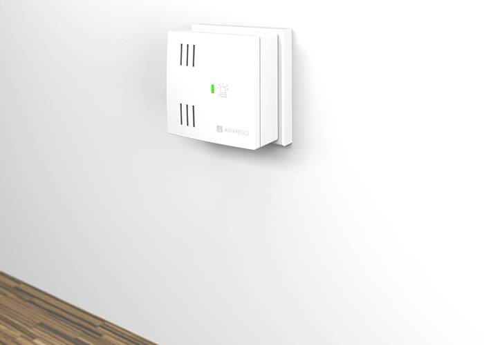 AFRISO Smart Home Anwendung Innenraumsirene Sirene AIS 10