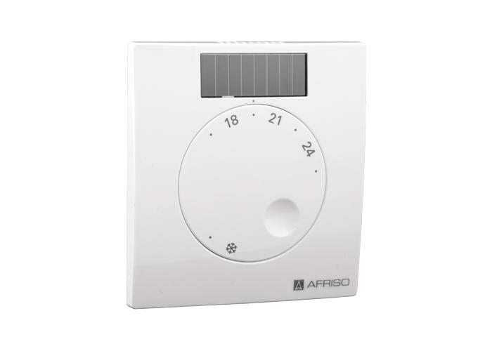 AFRISO Smart Home Produkt Funk Raumfühler Temperatur und Feuchte FTF