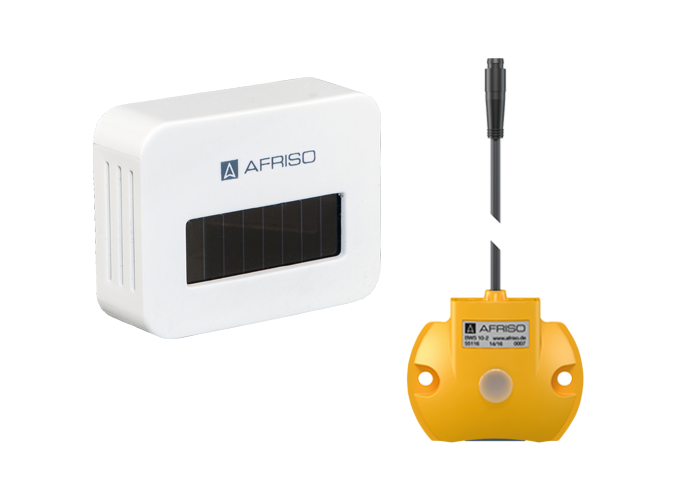 AFRISO Smart Home Produkt Watersensor Wassersensor mit Sonde BWS