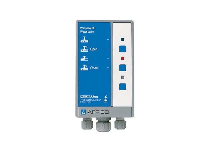 AFRISO Produkt Watercontrol Watchdog frontal