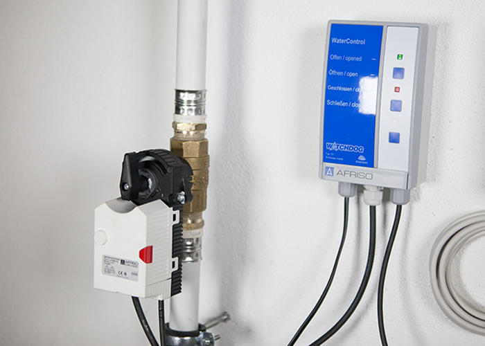AFRISO Produkt Watercontrol Anwendung