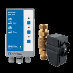 AFRISO Produkt Watercontrol Watchdog Wasserventil