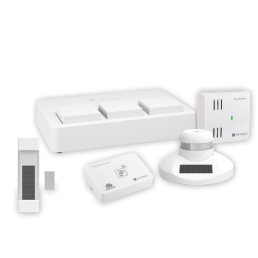 AFRISO Smart Home Starterset Sicherhheit