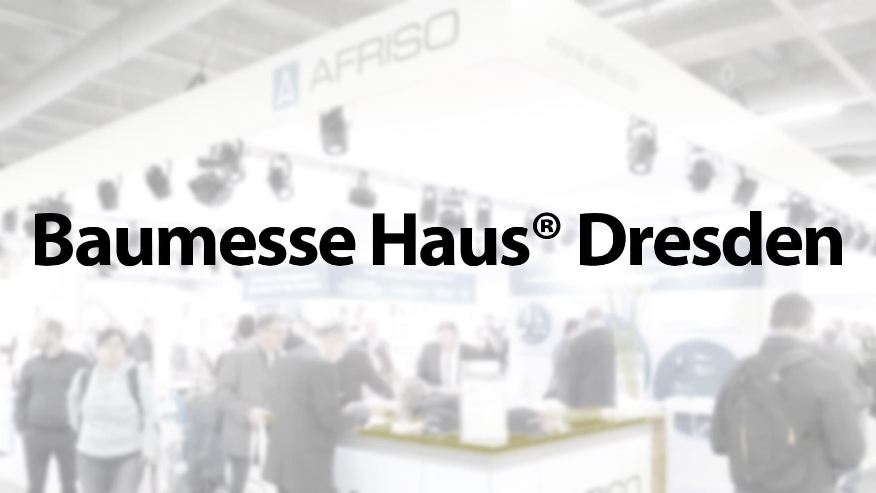 Logo Baumesse Haus Dresden