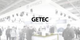 Logo GETEC Messe