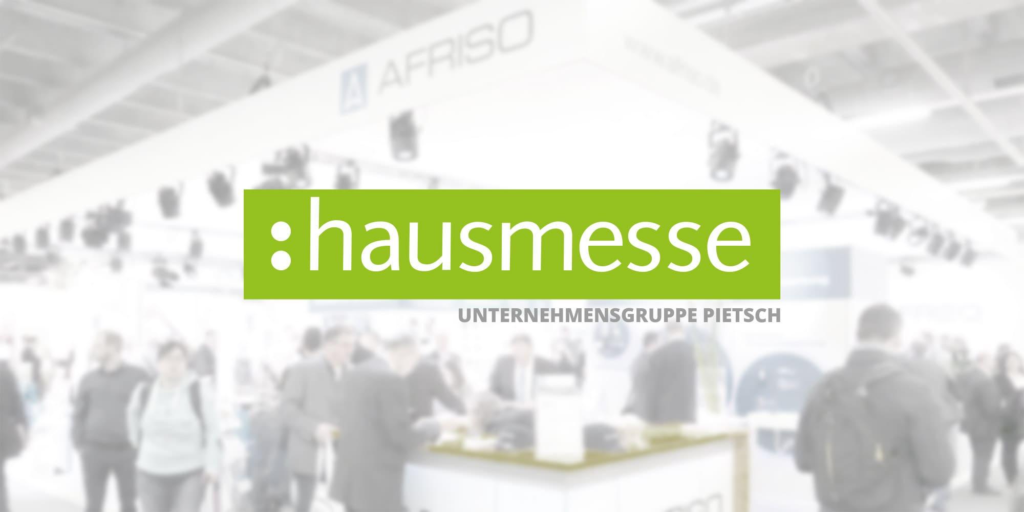 Logo Hausmesse Pietsch