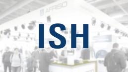 Logo der ISH Frankfurt